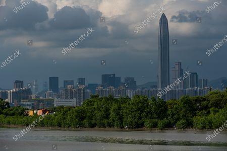 Editorial photo of Natural Reserve Hong Kong, China - 15 Aug 2021