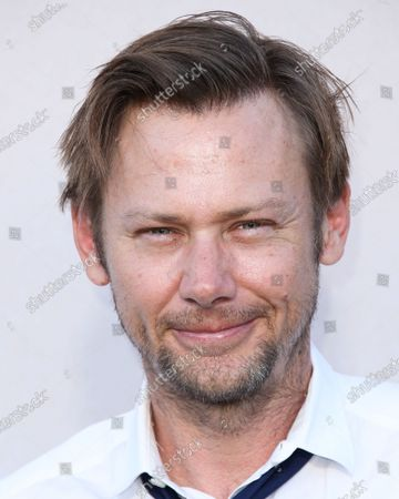 Actor Jimmi Simpson arrives at the Los Angeles Premiere Of Lionsgate's 'Angel Has Fallen' held at the Regency Village Theatre on August 20, 2019 in Westwood, Los Angeles, California, United States.