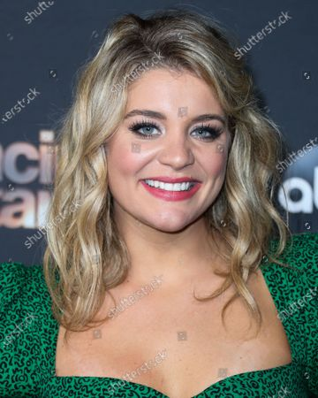 Singer Lauren Alaina arrives at ABC's 'Dancing With The Stars' Season 28 Top Six Finalists Party held at Dominique Ansel at The Grove on November 4, 2019 in Los Angeles, California, United States.