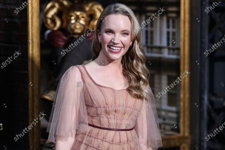 Stock Photo of Tamzin Merchant arrives at the Los Angeles Premiere Of Amazon's 'Carnival Row' held at the TCL Chinese Theatre IMAX on August 21, 2019 in Hollywood, Los Angeles, California, United States.