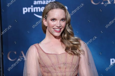 Editorial image of Los Angeles Premiere Of Amazon's 'Carnival Row', Hollywood, USA - 21 Aug 2019
