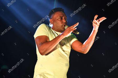 Stock Image of Big Daddy Kane