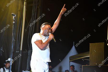 Editorial photo of NYC Homecoming Concert Series, Brooklyn, New York, USA - 19 Aug 2021
