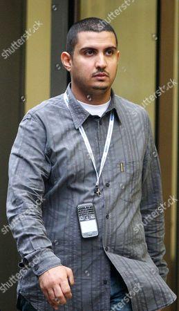 Prince Faisal, brother of Prince Abdulaziz Bin Nasir Al Saud
