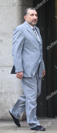 Editorial image of Bandar Abdullah Abdulaziz murder trial, London, Britain - 05 Oct 2010