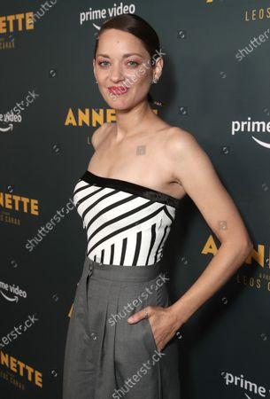 Editorial photo of 'Annette' Amazon Studios film premiere, Los Angeles, California, USA - 18 Aug 2021