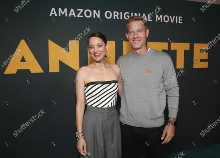 Editorial picture of 'Annette' Amazon Studios film premiere, Los Angeles, California, USA - 18 Aug 2021