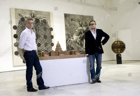 Editorial picture of All Visual Arts Gallery, Omega Place, London, Britain - 07 Oct 2010