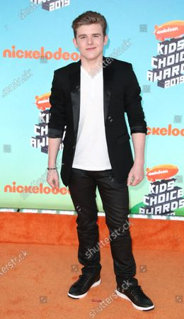 Sean Ryan Fox attends the Nickelodeon's 2019 Kids' Choice Awards held at the USC Galen Center on March 23, 2019 in Los Angeles, United States.