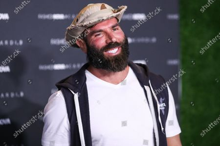 Stock Picture of Dan Bilzerian arrives at the Fashion Nova x Cardi B Collection Launch Party held at the Hollywood Palladium on May 8, 2019 in Hollywood, Los Angeles, California, United States.
