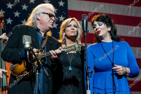 Stock Picture of Ricky Skaggs, Sonya Isaacs, Becky Isaacs