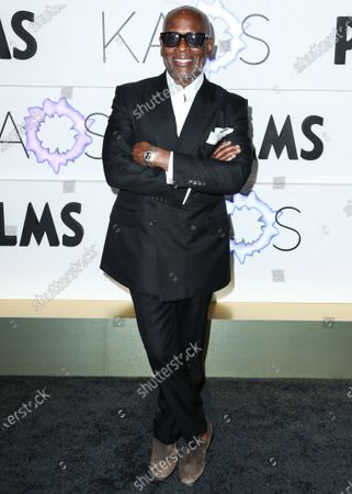 L.A. Reid (Antonio Marquis Reid) arrives at the Kaos Dayclub and Nightclub Grand Opening Weekend At Palms Casino Resort held at Kaos Dayclub and Nightclub at Palms Casino Resort on April 5, 2019 in Las Vegas, Nevada, United States.