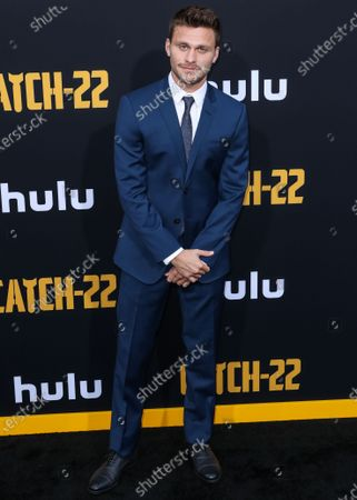 Editorial picture of Los Angeles Premiere Of Hulu's 'Catch-22', Hollywood, USA - 07 May 2019