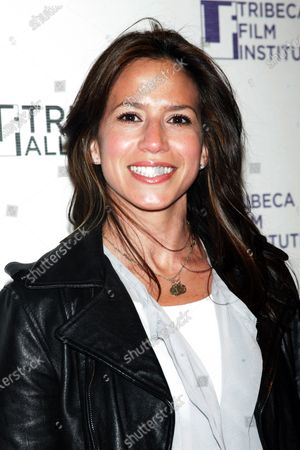 """Stock Picture of Marysol Castro arrives at the Tribeca Film Institute's """"Tribeca All Access Kick-Off Celebration"""" at the Maritime Hotel's Hiro Ballroom in New York on April 19, 2010."""