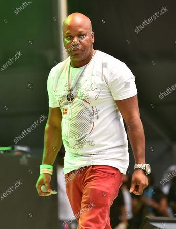 Too Short performs at the NYC Homecoming concert at Forest Hills Stadium in Queens, New York City.