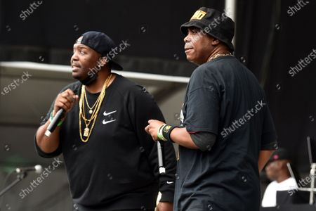Editorial image of NYC Homecoming Concert Series, Queens, New York, USA - 20 Aug 2021