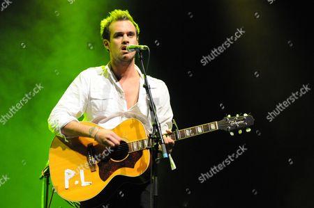 Stock Photo of Pete Lawrie