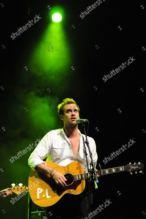 Editorial photo of Pete Lawrie in concert at the Royal Festival Hall, London, Britain - 18 Oct 2010