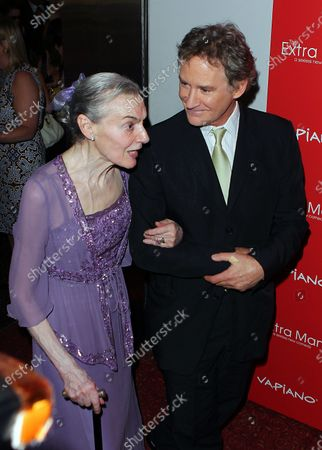 """Editorial image of Premiere of """"the Extra Man"""" in New York, United States - 19 Jul 2010"""