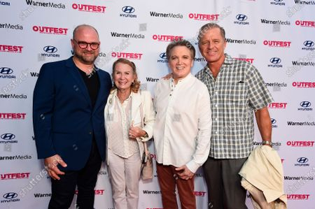 Editorial image of The Sixth Reel World Premiere at Outfest LA 2021, Los Angeles, United States - 19 Aug 2021