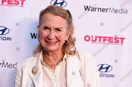 """Juliet Mills attends """"The Sixth Reel"""" world premiere at Outfest LA 2021 at the Directors Guild of America, in Los Angeles"""
