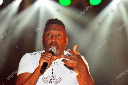Big Daddy Kane at It's Time for Hip Hop in NYC: Brooklyn at the Brooklyn Army Terminal