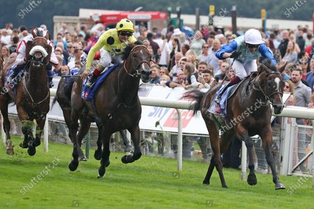Editorial photo of Horse Racing - 20 Aug 2021