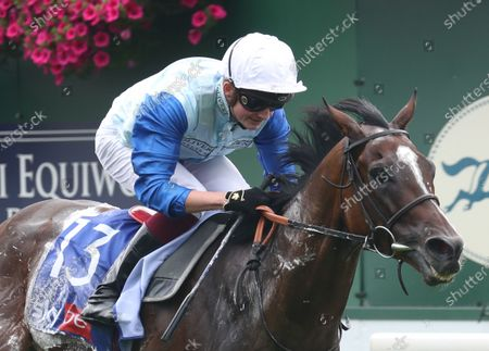 Editorial picture of Horse Racing - 20 Aug 2021