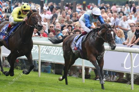 Editorial image of Horse Racing - 20 Aug 2021