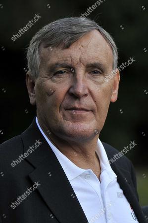 Stock Image of Tony Woodley, General Secretary of Unite
