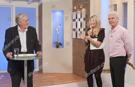 Editorial picture of 'This Morning' TV Programme, London, Britain. - 19 Oct 2010