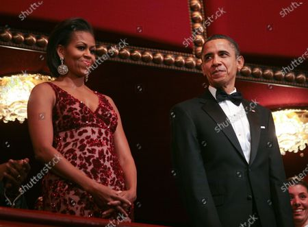 Editorial image of Kennedy Center Honorees at the White House, Washington, District of Columbia, United States - 06 Dec 2010