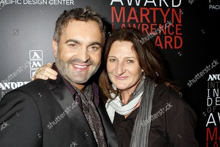 Editorial picture of The Andrew Martin International Interior Designer of the Year Award, West Hollywood, America - 18 Oct 2010