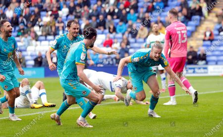 Editorial photo of Tranmere Rovers v Newport County - Sky Bet League 2 - 21 Aug 2021