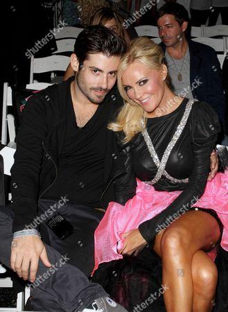 Bridget Marquardt and boyfriend Nicholas Carpenter