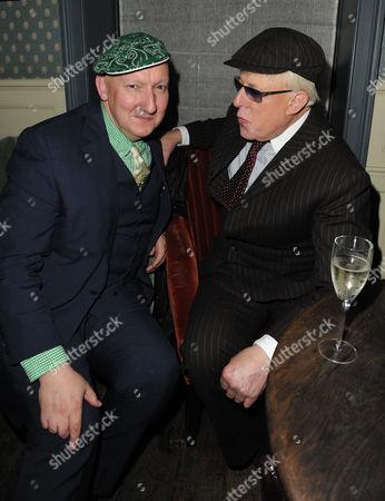 Stephen Jones and Anthony Price