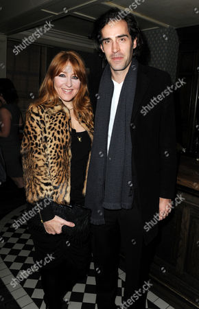 Charlotte Tilbury and Charles Forbes