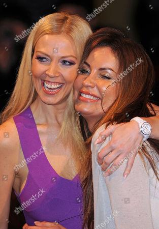 Liz Fuller and Jo-Emma Larvin