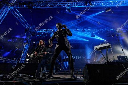 Editorial picture of Green Man Festival, Crickhowell, Wales, UK - 21 Aug 2021