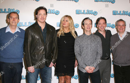 Richard Easton, Brendan Fraser, Jennifer Coolidge, Denis O'Hare, Jeremy Shamos, Doug Hughes