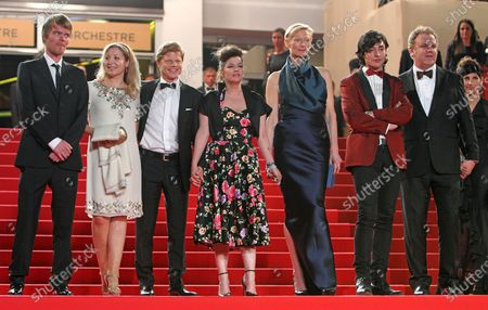 Editorial photo of Cannes International Film Festival, France - 12 May 2011