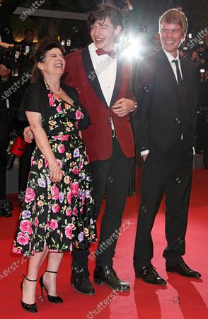 Editorial picture of Cannes International Film Festival, France - 12 May 2011