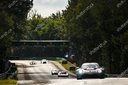 Editorial picture of Endurance 24 Hours of Le Mans 2021, 4th round of the 2021 FIA World Endurance Championship, WEC, Le Mans, France - 22 Aug 2021