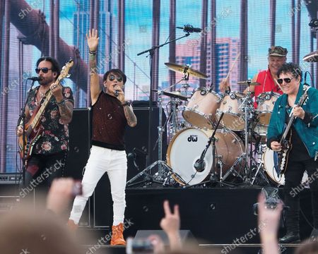 Editorial picture of WE LOVE NYC: The Homecoming Concert, New York, USA - 21 Aug 2021