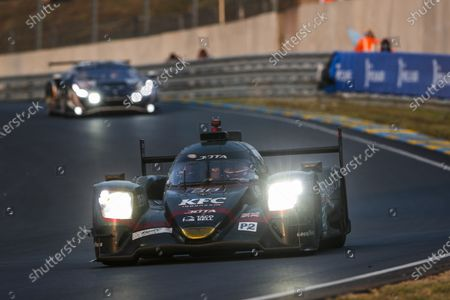 Editorial image of Endurance 24 Hours of Le Mans 2021, 4th round of the 2021 FIA World Endurance Championship, WEC, Le Mans, France - 22 Aug 2021