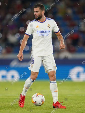 Nacho Fernandez of Real Madrid