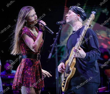 Editorial image of Cosquin Rock USA, Miami, Florida, USA - 21 Aug 2021