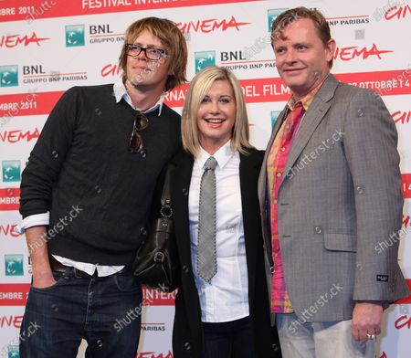 Editorial picture of Rome Film Festival, Italy - 28 Oct 2011