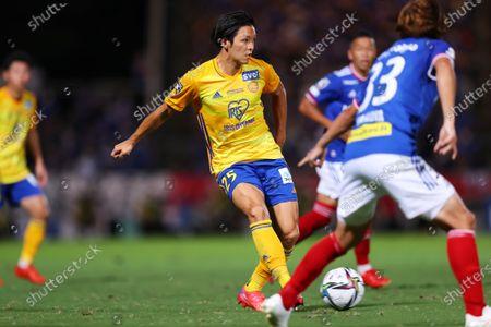 Editorial image of 2021 J1 League : Yokohama F.Marinos 5-0 Vegalta Sendai, Yokohama, Tokyo, Japan - 21 Aug 2021