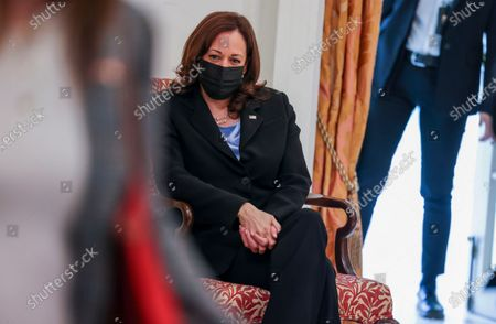 Vice President Kamala Harris meets Singapore's Prime Minister Lee Hsien Loong in Singapore